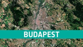 Earth from Space: Budapest, Hungary