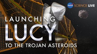 NASA Science Live: Launching Lucy to the Trojan Asteroids
