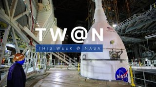 The Orion Spacecraft for Artemis I Is on the Move on This Week @NASA – October 22, 2021