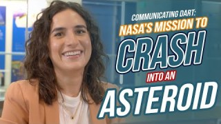 Behind the Spacecraft: Justyna Surowiec