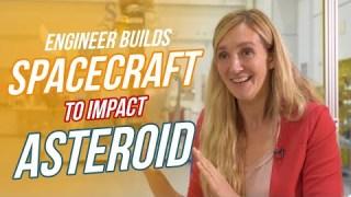 Behind the Spacecraft: Elena Adams
