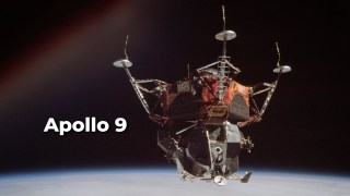 Apollo 9: 'A Hell of a Ride'