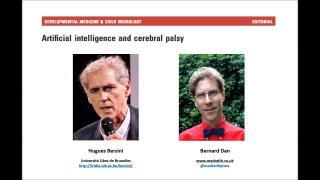 Artificial Intelligence and Cerebral Palsy | Hugues Bersini | DMCN