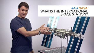 #AskNASA? What is the International Space Station?