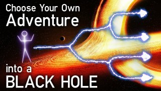 BLACK HOLE Choose Your Own Adventure