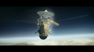 Cassini End of Mission Commentary