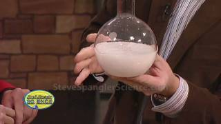 Crystal Growing - Cool Science Experiment