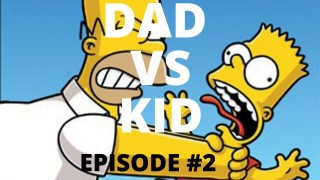 Dad vs Kid #2 - Artificial Intelligence