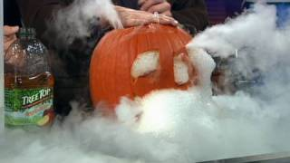 Dry Ice Recipes - Cool Halloween Science