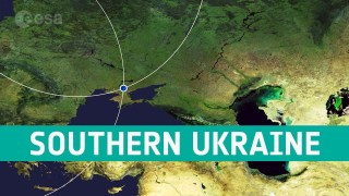 Earth from Space: Southern Ukraine