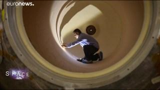 ESA Euronews: All'interno della fabbrica di lanciatori Vega in Italia