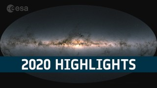 ESA highlights 2020