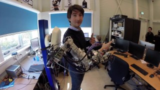 ESA Telerobotics Part 1 - Haptics