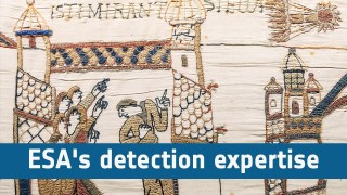 ESA's detection expertise