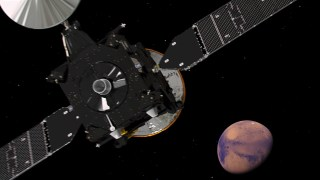 ExoMars 2016: launch to Mars