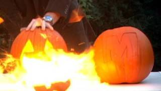 Exploding Pumpkins - Cool Halloween Science