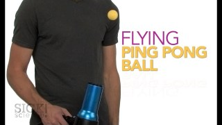 Flying Ping Pong Ball - Sick Science! #186