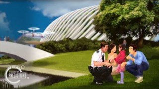 Future City Predictions - A glimpse at Cities of the Future