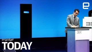 IBM's AI lost to a human at a debate showdown | Engadget Today