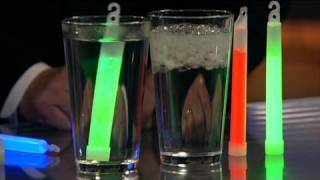 Light Sticks - Cool Halloween Science