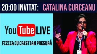 LIVE, Invitat Catalina Curceanu