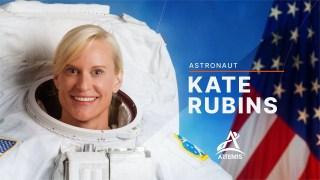 Meet Artemis Team Member Kate Rubins