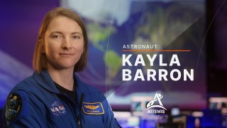 Meet Artemis Team Member Kayla Barron