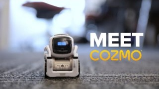 Meet Cozmo, the AI robot with emotions