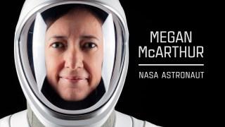 Meet Megan McArthur, Crew-2 Pilot