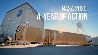 NASA 2020: A Year of Action