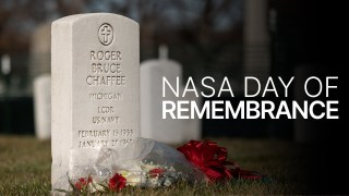 NASA Day of Remembrance at Arlington National Cemetery