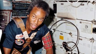 NASA | Guy Bluford Reflects on the 35th Anniversary of His First Space Flight