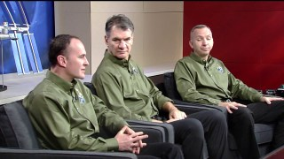 NASA Hosts News Conference, Interviews with Next Space Station Crew