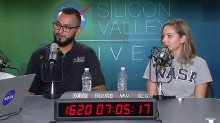 NASA in Silicon Valley Live: How to Get an Internship at NASA