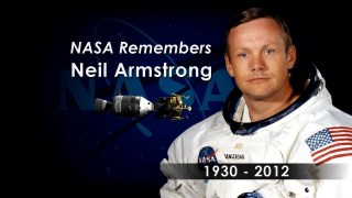 NASA Remembers Neil Armstrong
