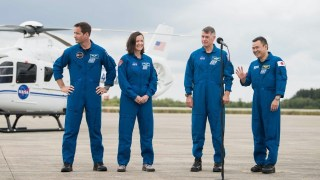 NASA's SpaceX Crew-2 Astronauts Discuss Upcoming Mission