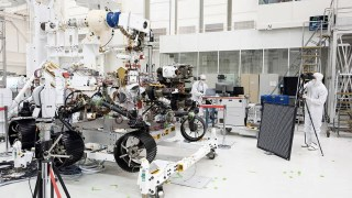 Perseverance Mars Rover Mission Engineering & Science Briefing