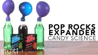 Pop Rocks Expander - Sick Science! #125