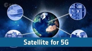 Satellite for 5G