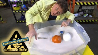 Science Max | Science Expirements | Buoyancy