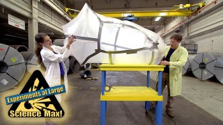 Science Max|BUILD IT YOURSELF|Hot Air Balloon|EXPERIMENT