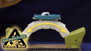 Science Max|BUILD IT YOURSELF|Sugar Cube Bridge|School Project
