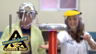Science Max|TESLA COIL|Science For Kids