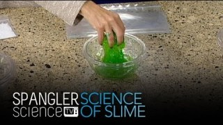 Science of Slime - Cool Science Experiment