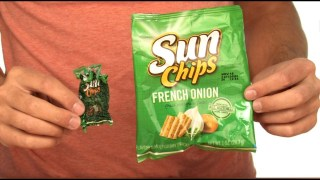 Shrinking Chip Bag - Sick Science! #064