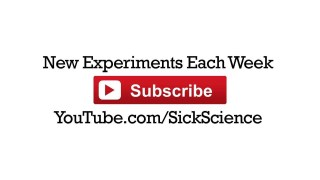 Sick Science! - beyond cool experiments you can do at home