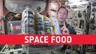 Space food | Mission Alpha [in French with English subtitles]