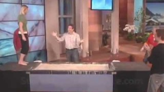 Steve Spangler on The Ellen DeGeneres Show