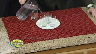 Tablecloth Trick - Cool Science Experiment