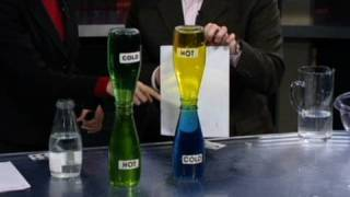 Temperature Inversion - Cool Science Experiment